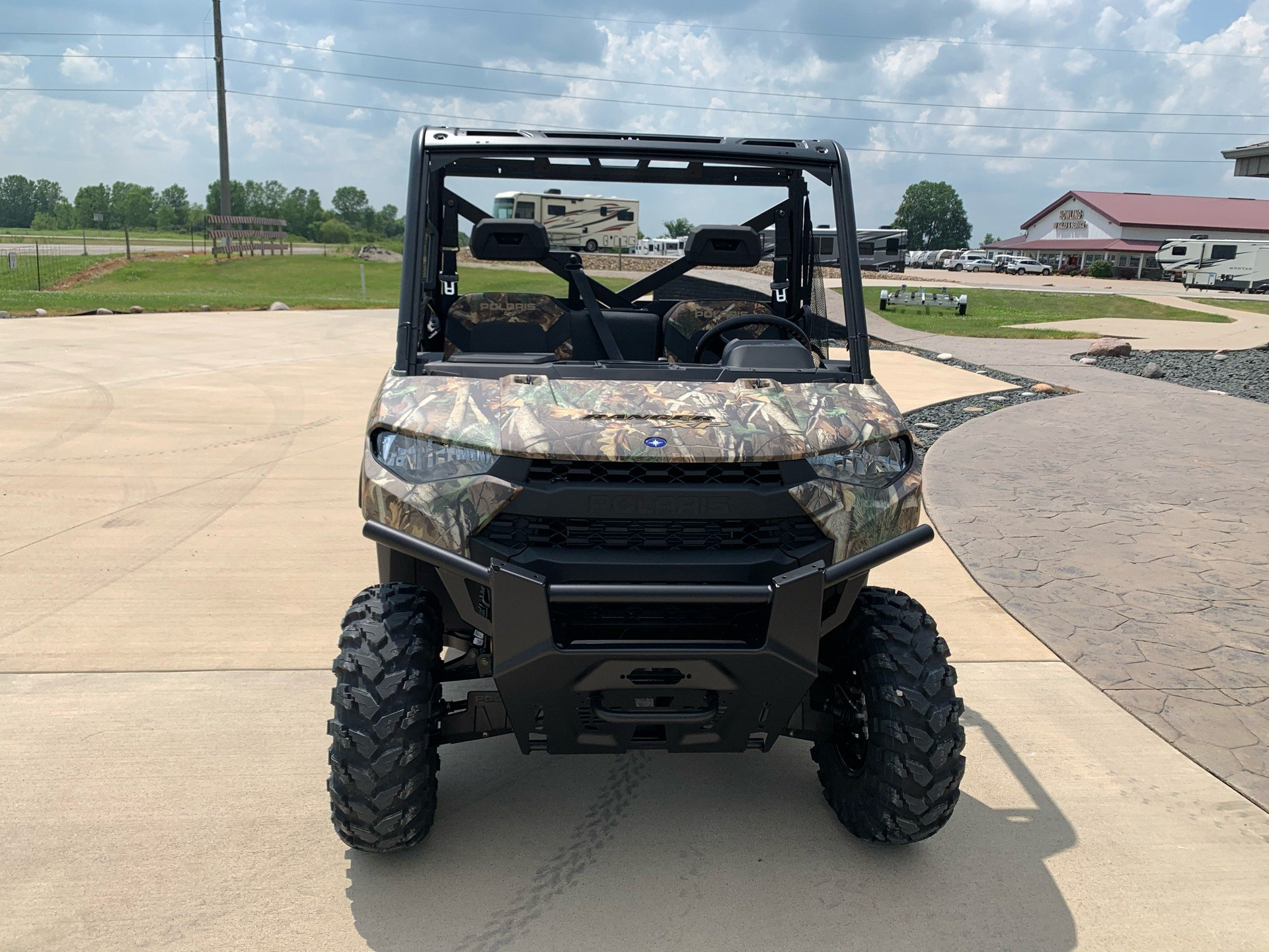2020 Polaris Ranger XP 1000 Premium in Ottumwa, Iowa - Photo 4
