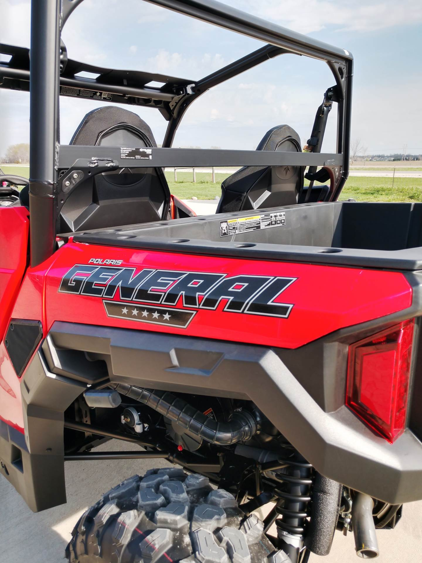 2018 Polaris General 1000 EPS in Ottumwa, Iowa