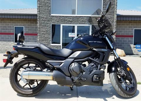 2014 Honda CTX®700N DCT ABS in Ottumwa, Iowa