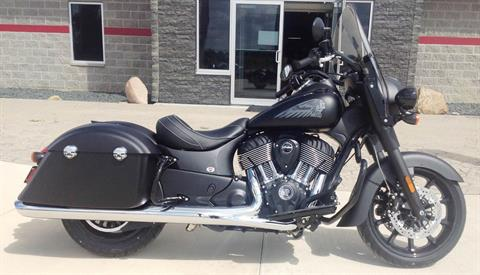 2018 Indian Springfield™ Dark Horse in Ottumwa, Iowa