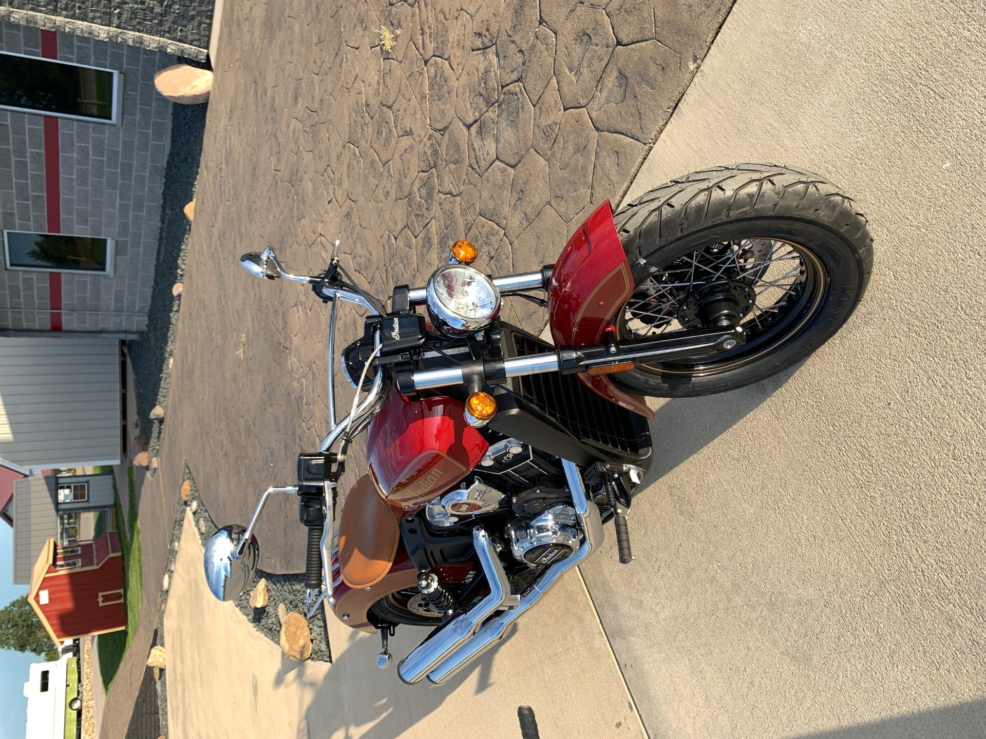 2020 Indian Scout® 100th Anniversary in Ottumwa, Iowa - Photo 3