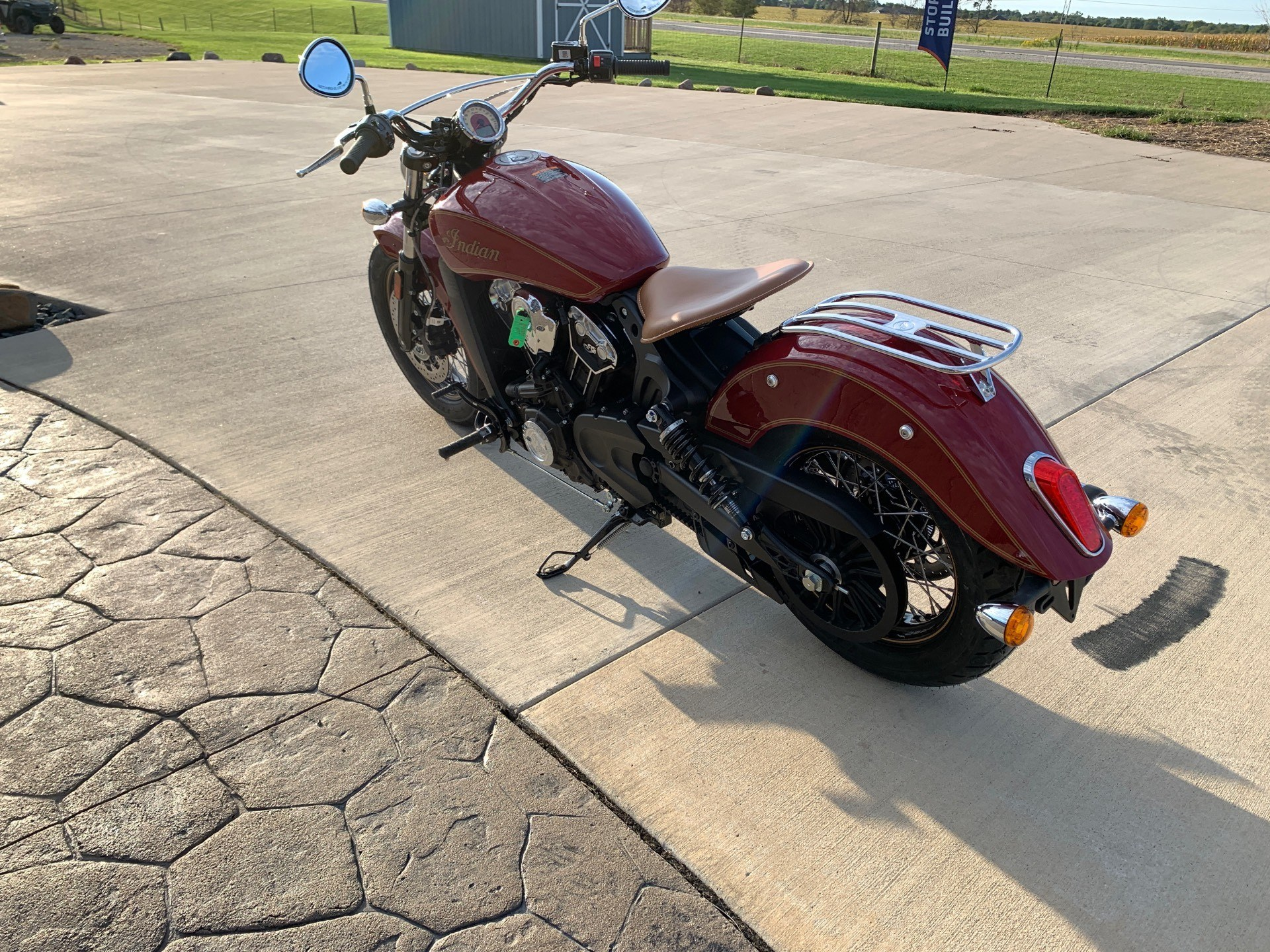 2020 Indian Scout® 100th Anniversary in Ottumwa, Iowa - Photo 7
