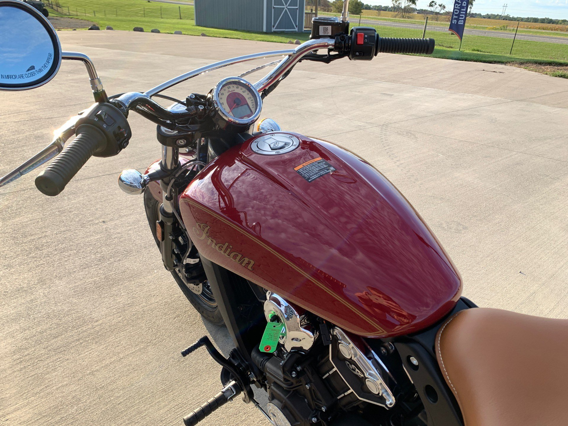 2020 Indian Scout® 100th Anniversary in Ottumwa, Iowa - Photo 8
