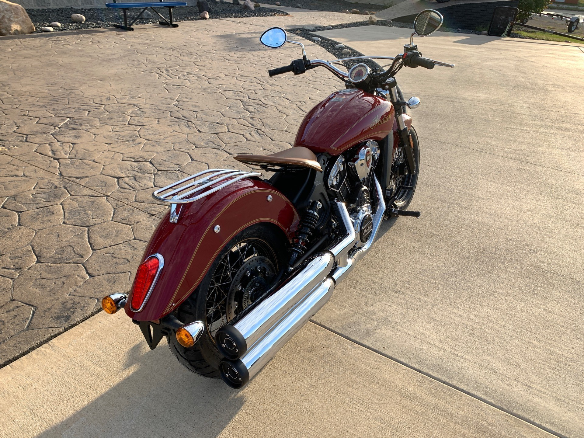 2020 Indian Scout® 100th Anniversary in Ottumwa, Iowa - Photo 10