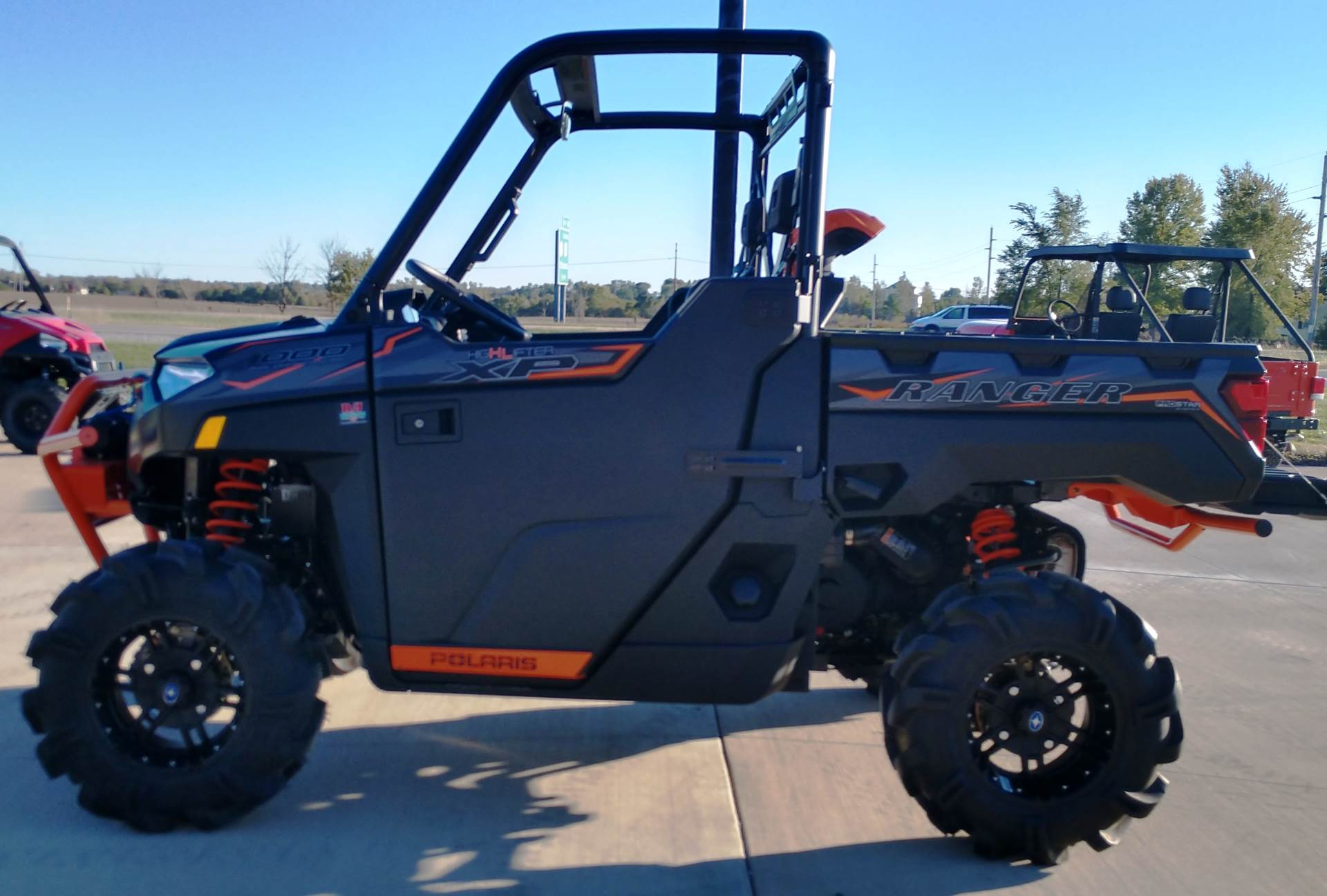 2019 Polaris Ranger XP 1000 EPS High Lifter Edition in Ottumwa, Iowa - Photo 3