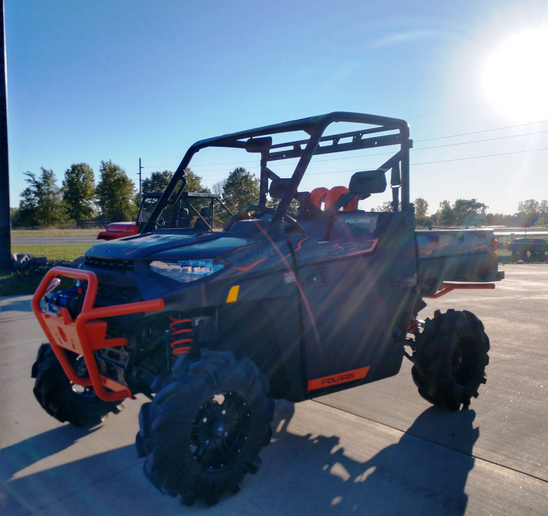 2019 Polaris Ranger XP 1000 EPS High Lifter Edition in Ottumwa, Iowa - Photo 4