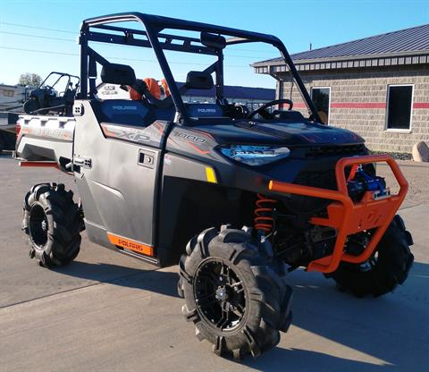2019 Polaris Ranger XP 1000 EPS High Lifter Edition in Ottumwa, Iowa - Photo 1