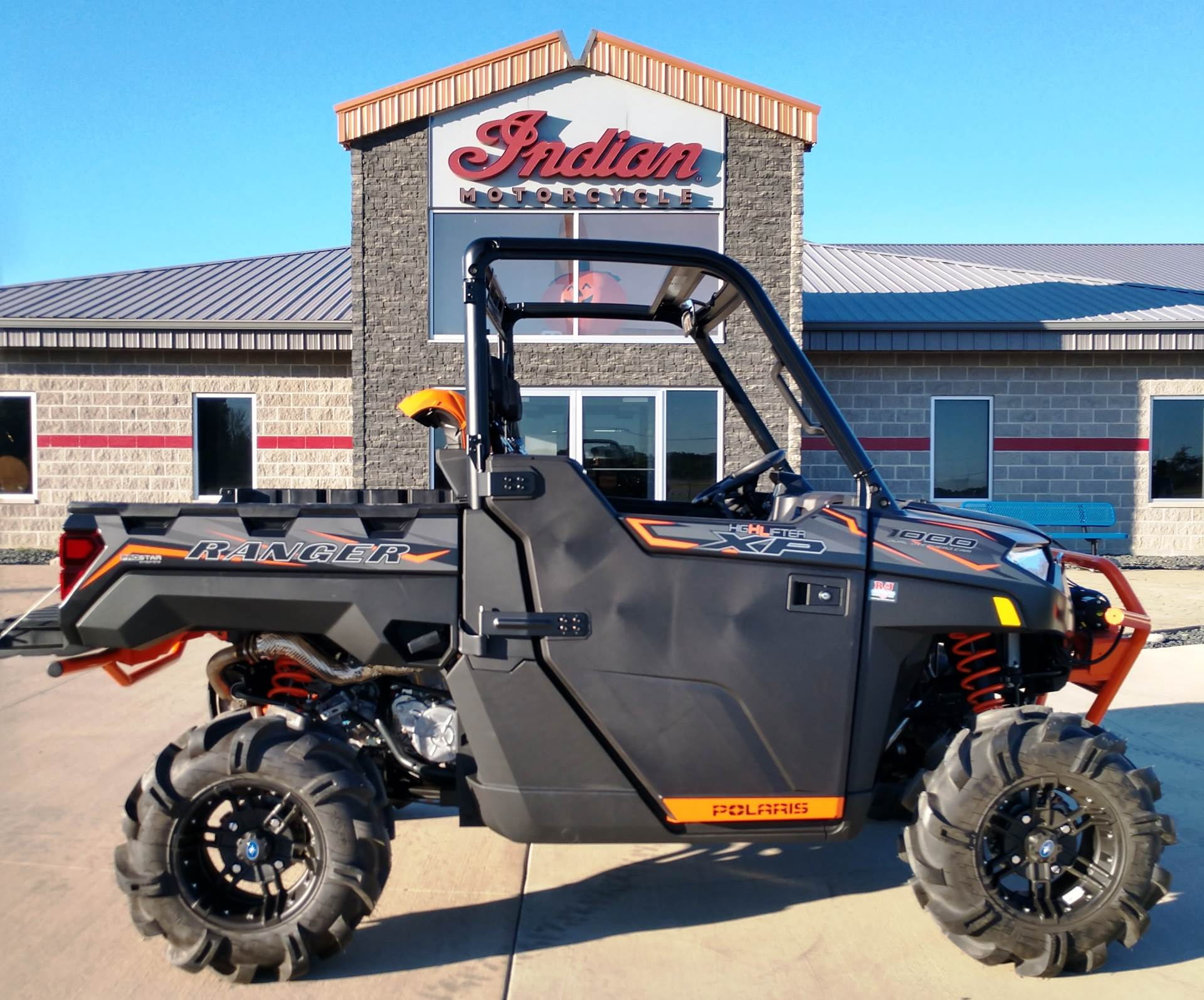 2019 Polaris Ranger XP 1000 EPS High Lifter Edition in Ottumwa, Iowa - Photo 11