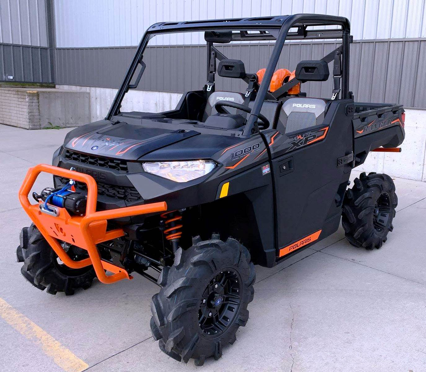 2019 Polaris Ranger XP 1000 EPS High Lifter Edition in Ottumwa, Iowa - Photo 16