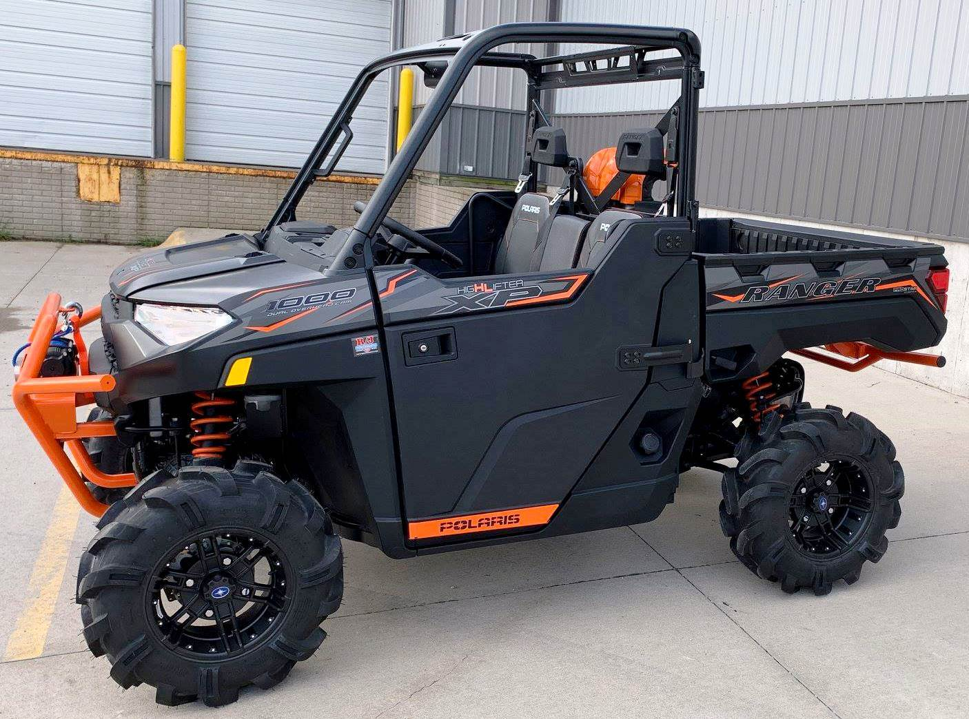 2019 Polaris Ranger XP 1000 EPS High Lifter Edition in Ottumwa, Iowa - Photo 18