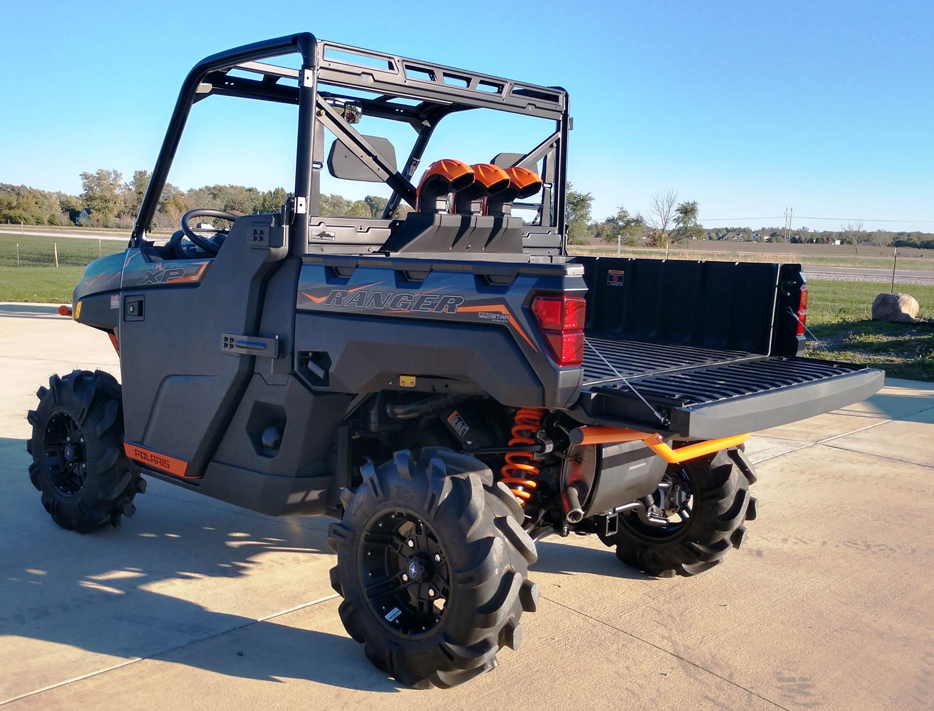 2019 Polaris Ranger XP 1000 EPS High Lifter Edition in Ottumwa, Iowa - Photo 19