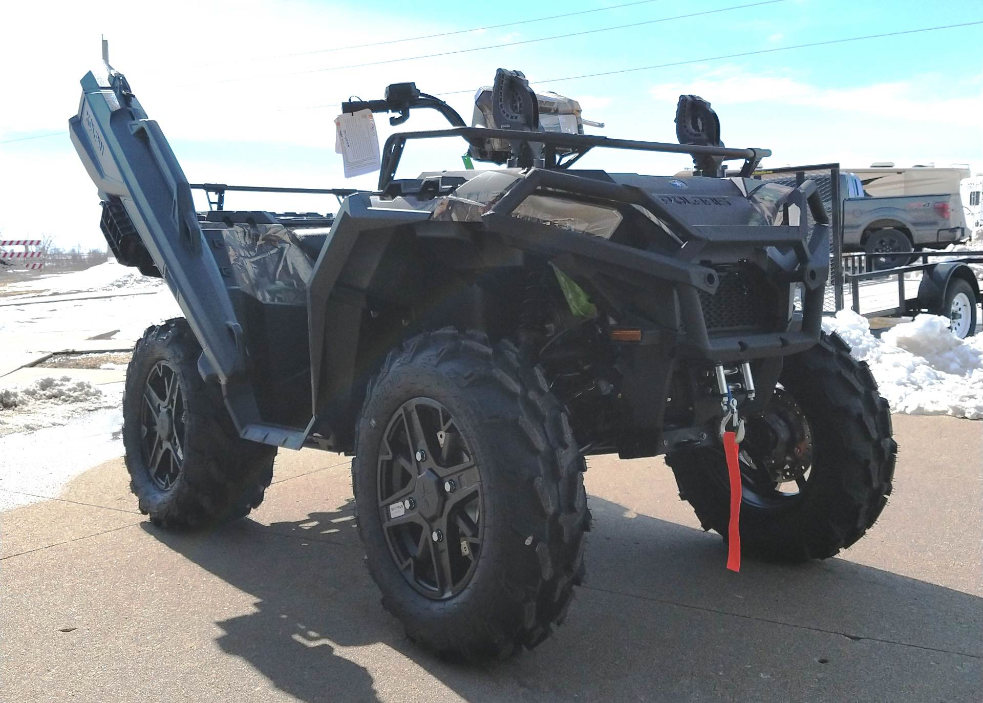 2019 Polaris Sportsman XP 1000 Hunter Edition in Ottumwa, Iowa - Photo 4