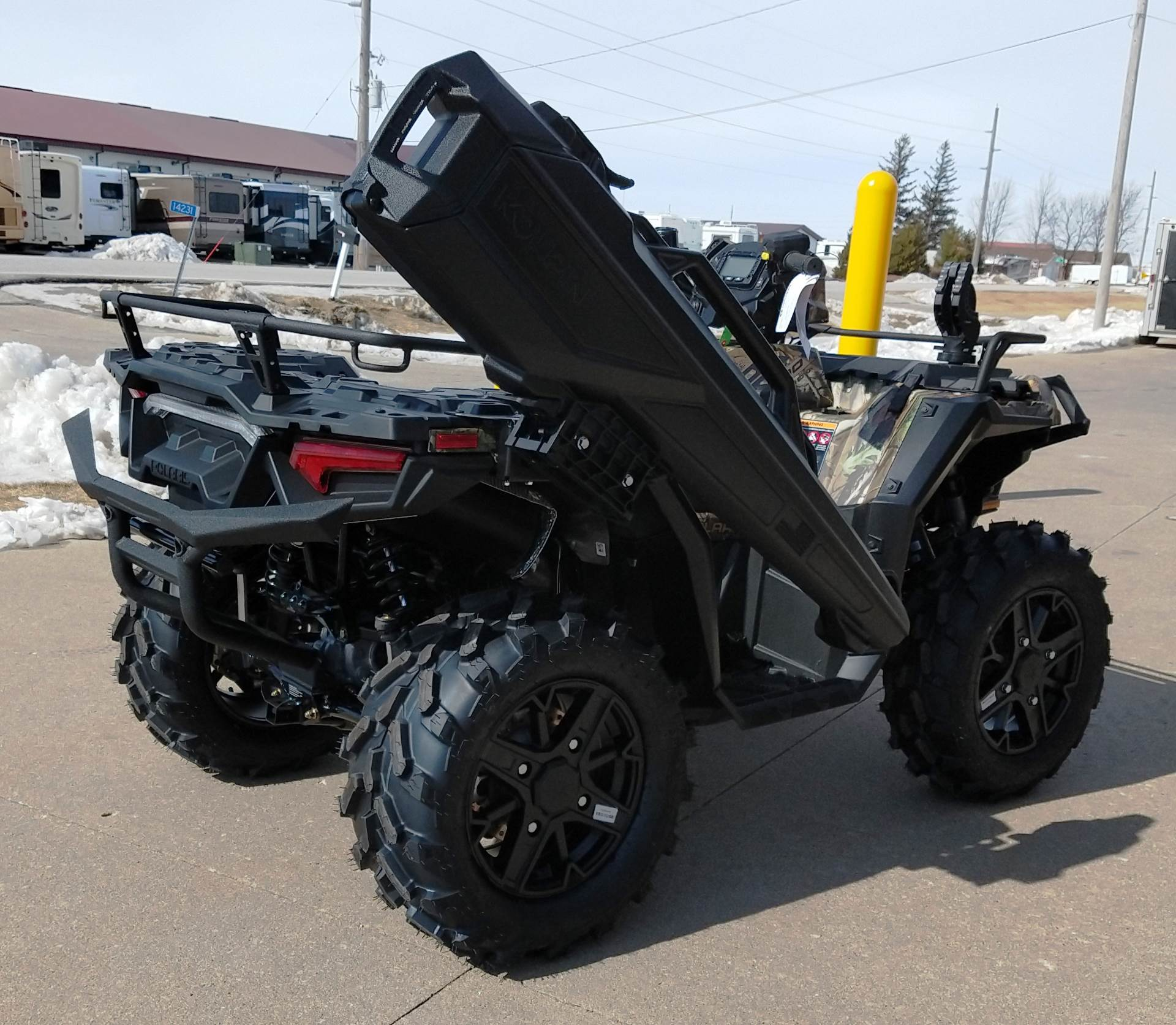 2019 Polaris Sportsman XP 1000 Hunter Edition in Ottumwa, Iowa - Photo 5