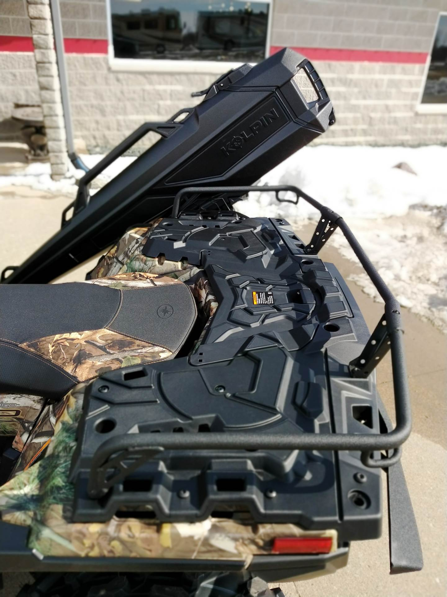 2019 Polaris Sportsman XP 1000 Hunter Edition in Ottumwa, Iowa - Photo 9