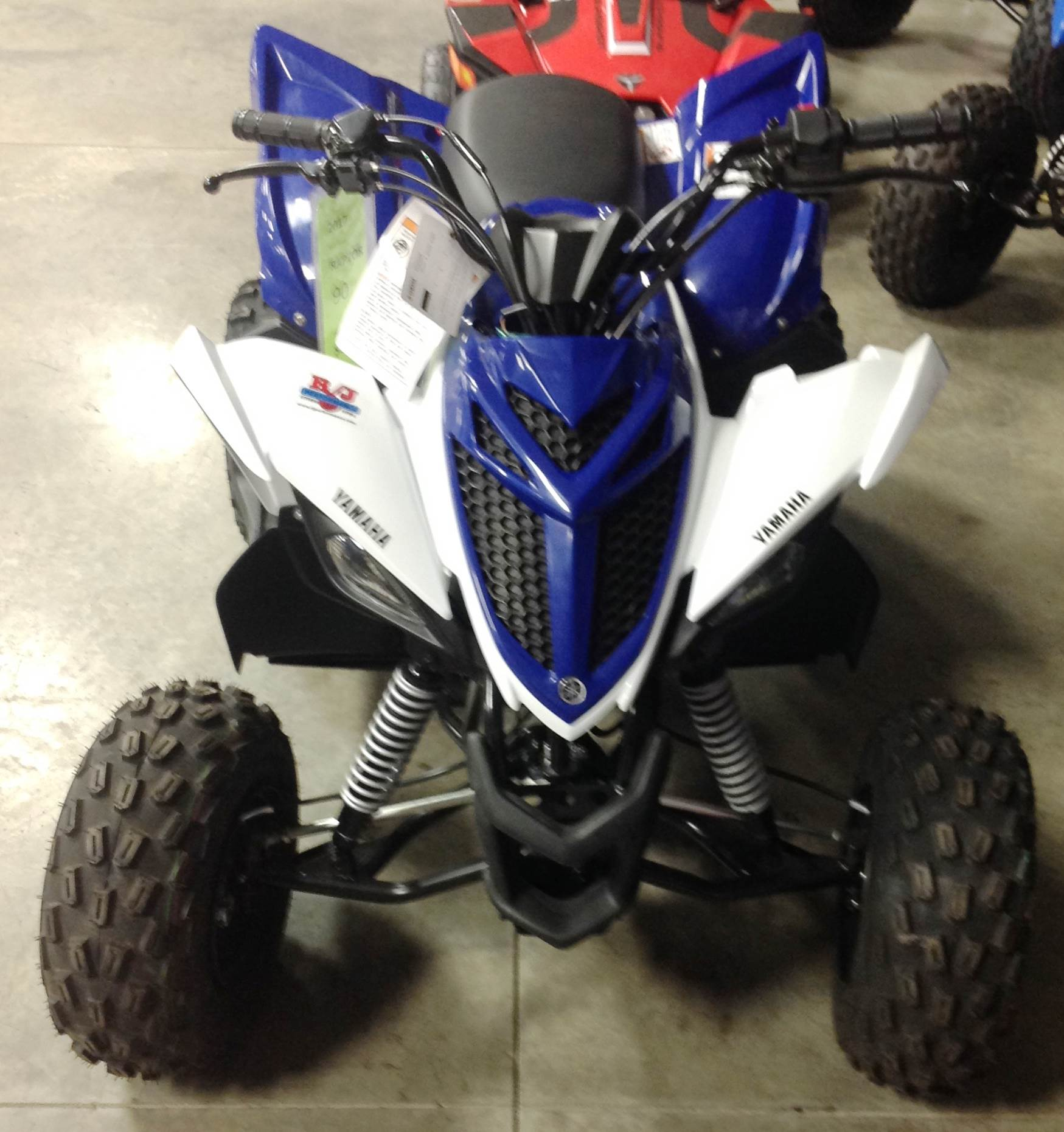 2017 Yamaha Raptor 90 in Ottumwa, Iowa - Photo 2