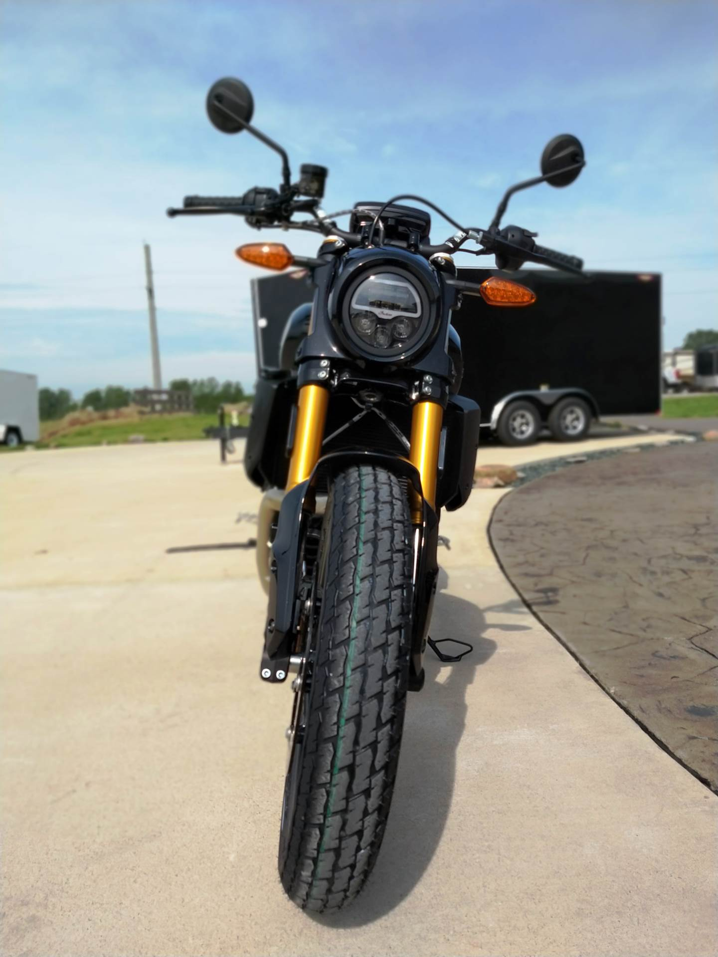 2019 Indian FTR™ 1200 S in Ottumwa, Iowa - Photo 2