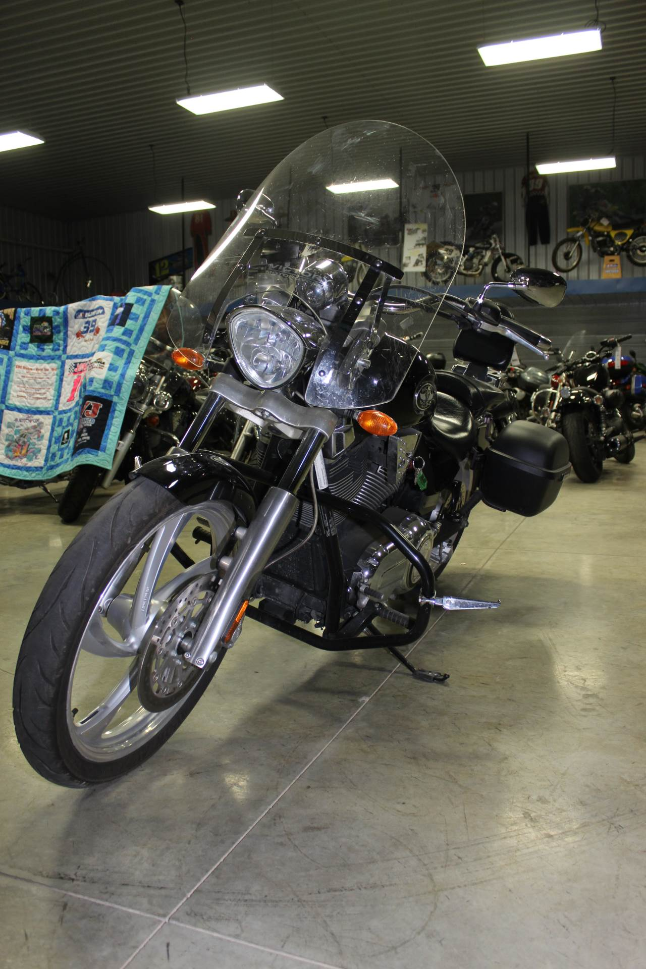 2009 Victory Vegas® in Ottumwa, Iowa