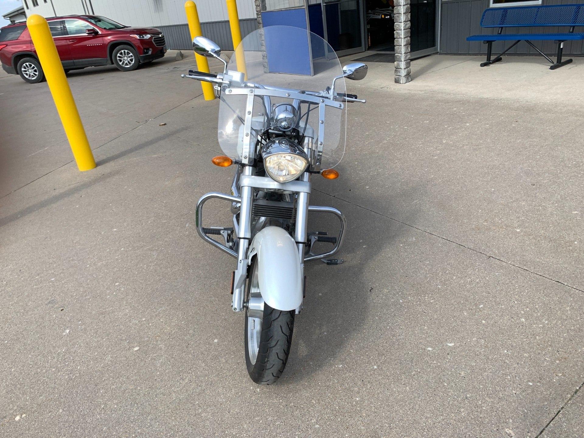 Used 2006 Victory Kingpin Motorcycles In Ottumwa  Ia