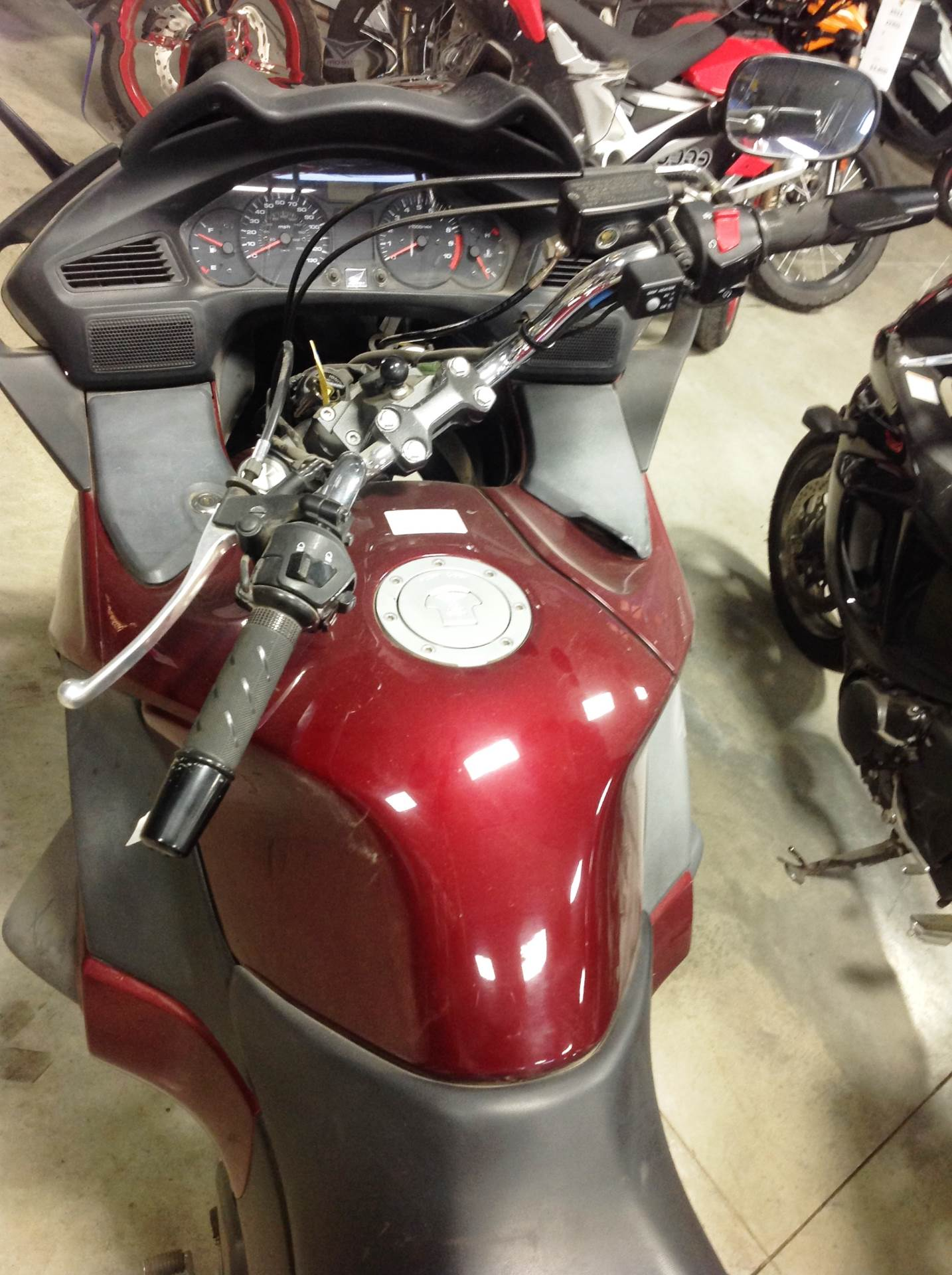 2010 Honda NT700V in Ottumwa, Iowa