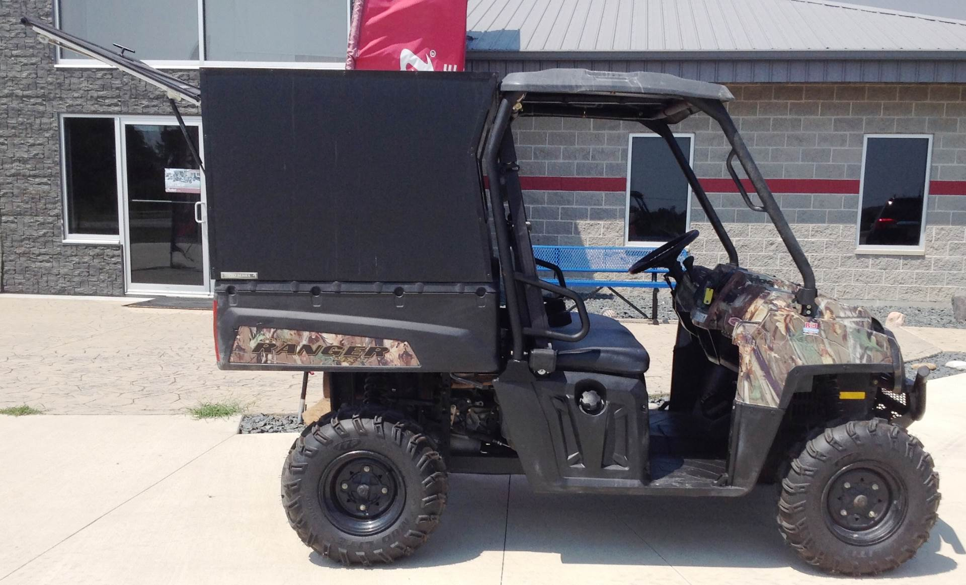 2014 Polaris Ranger® 800 EFI in Ottumwa, Iowa