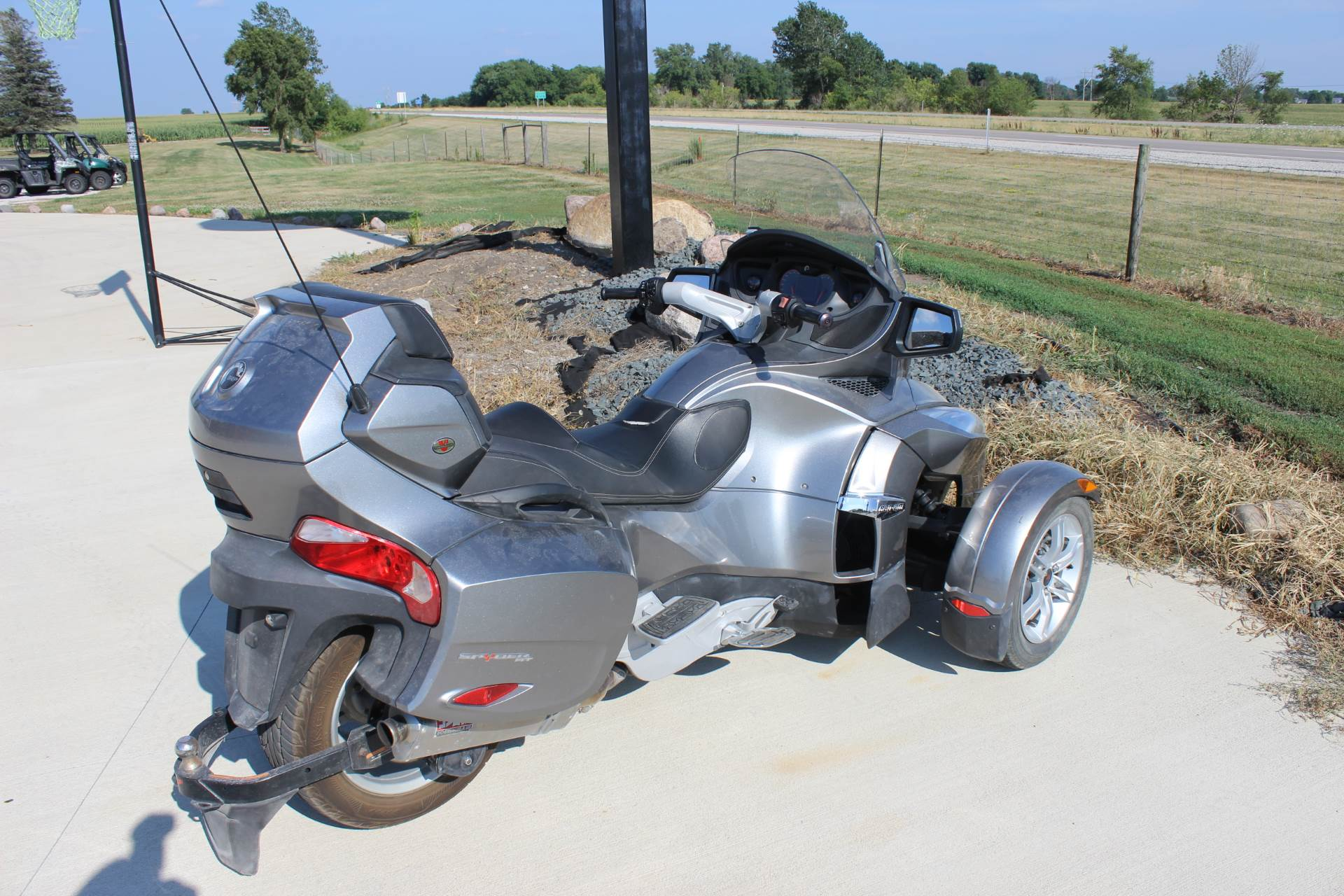 2012 Can-Am Spyder® RT SM5 in Ottumwa, Iowa
