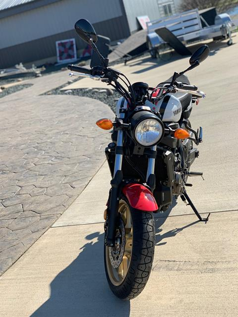 2021 Yamaha XSR700 in Ottumwa, Iowa - Photo 7