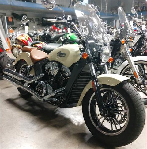 2017 Indian Scout® in Ottumwa, Iowa