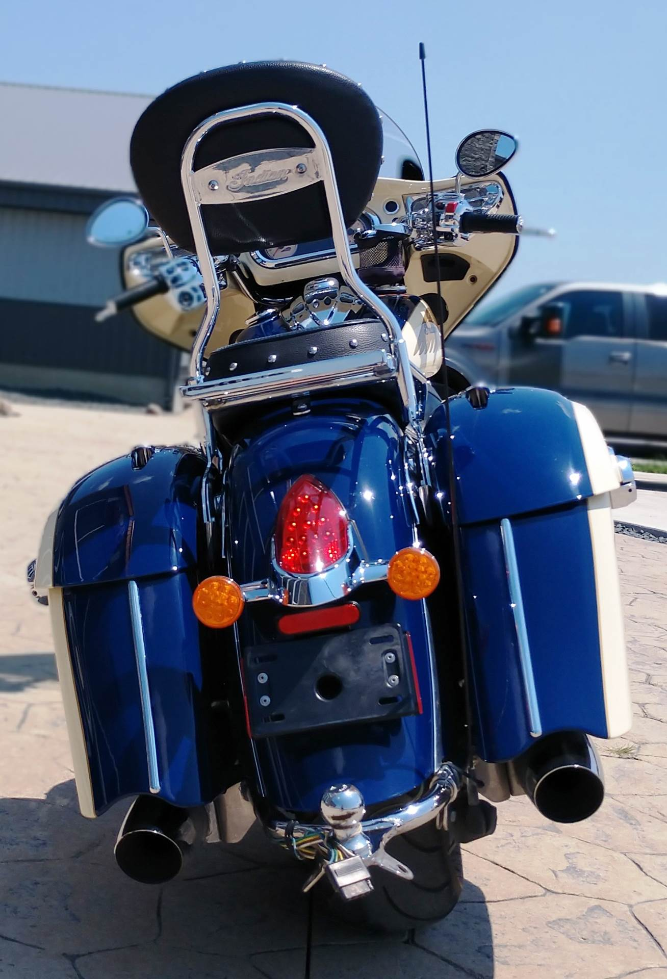2015 Indian Chieftain® in Ottumwa, Iowa