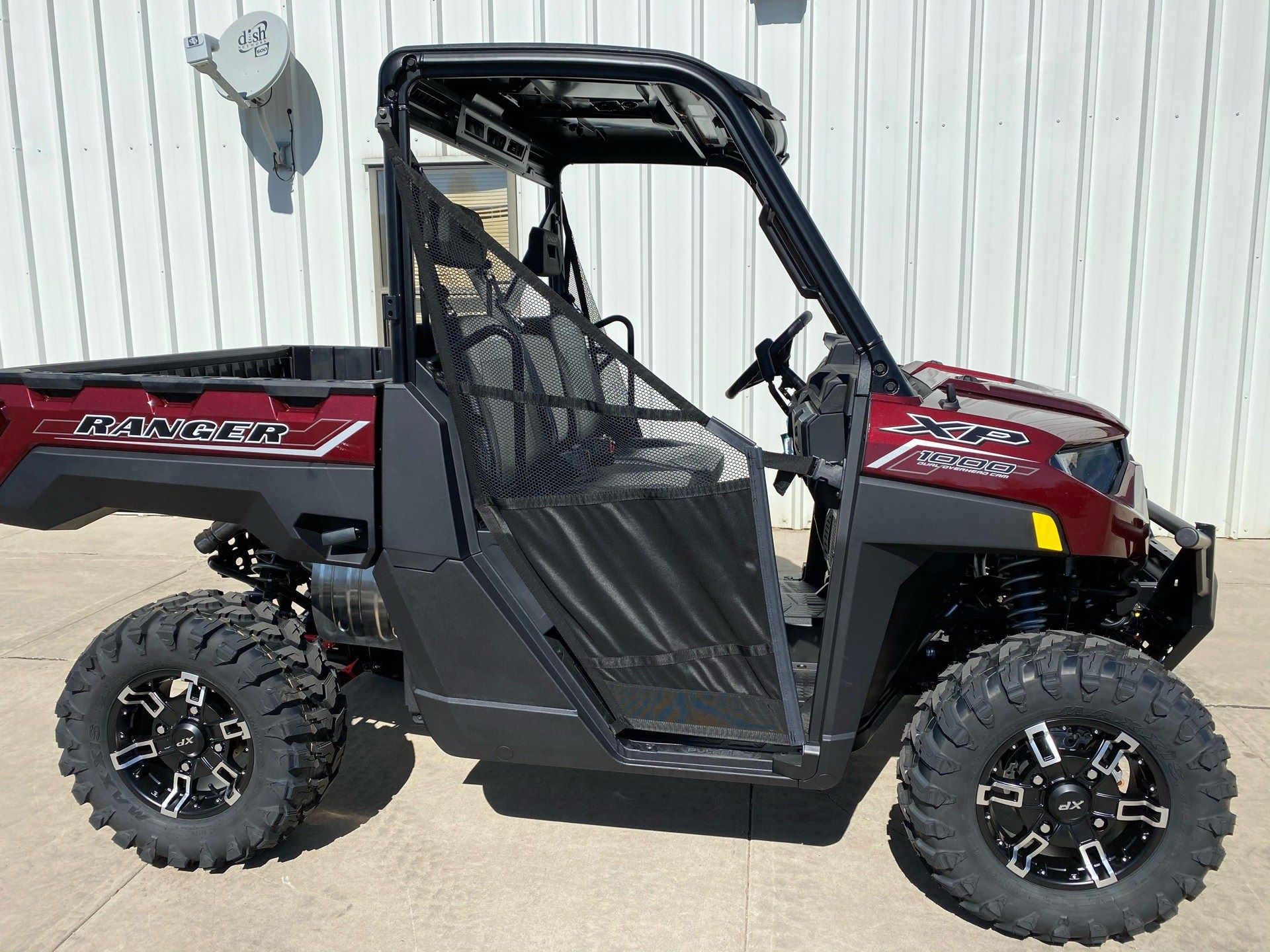 2021 Polaris Ranger XP 1000 Premium + Ride Command Package in Ottumwa, Iowa