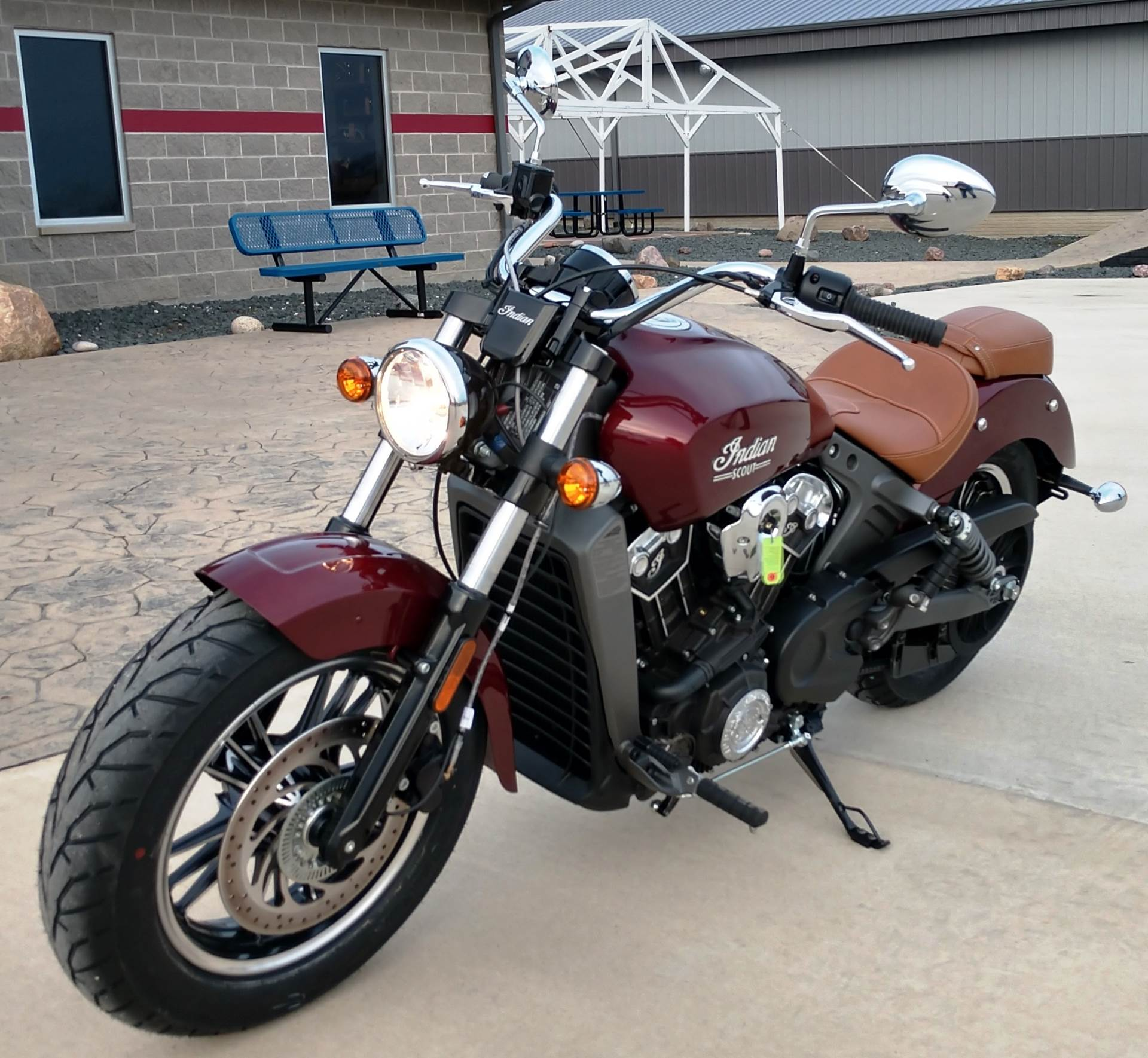 2018 Indian Scout® ABS in Ottumwa, Iowa