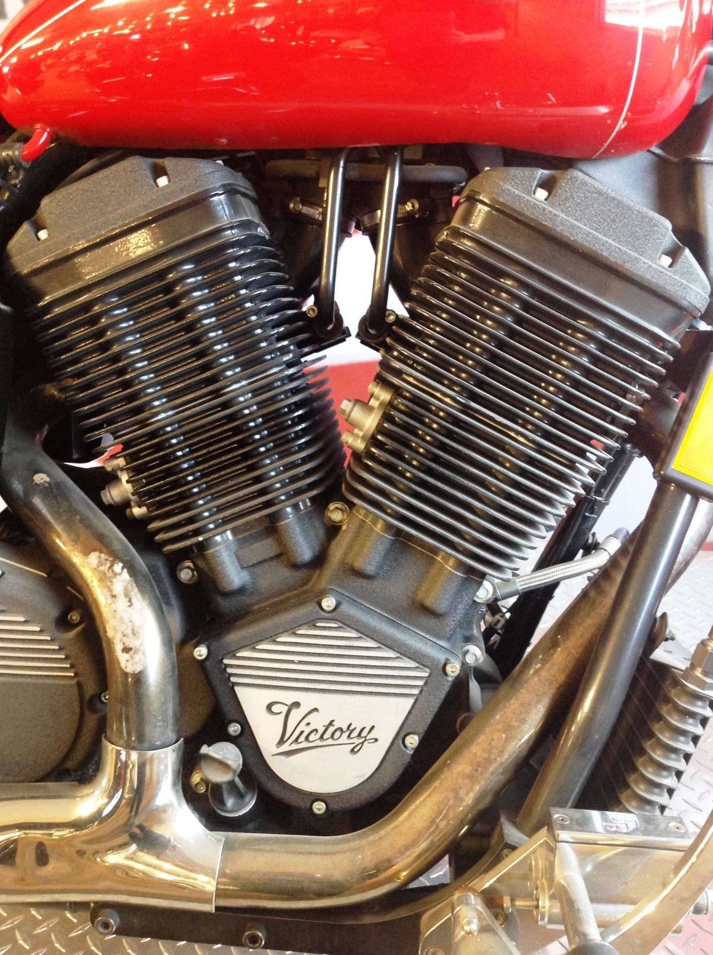 2000 Victory V92 in Ottumwa, Iowa - Photo 2
