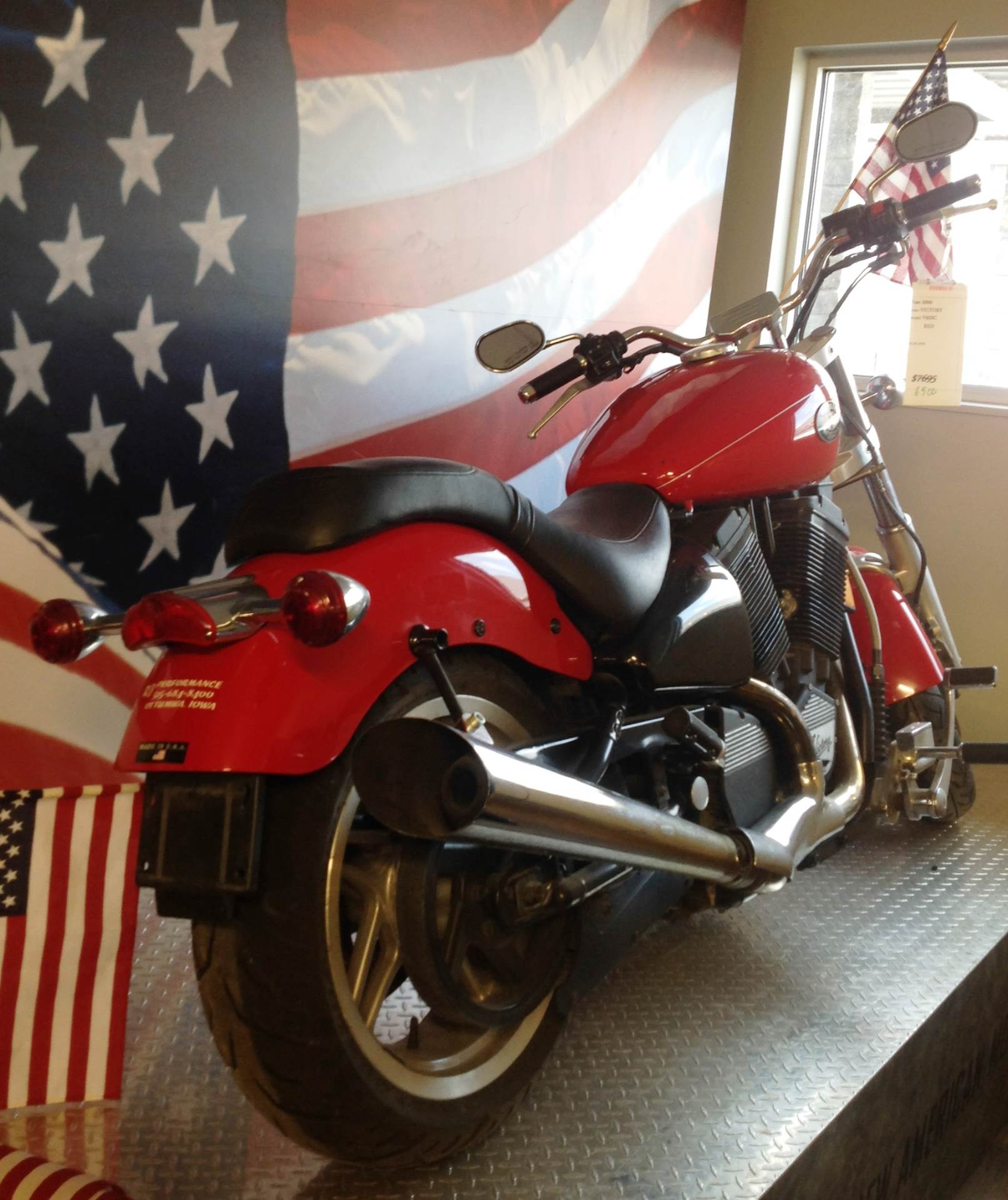 2000 Victory V92 in Ottumwa, Iowa - Photo 4