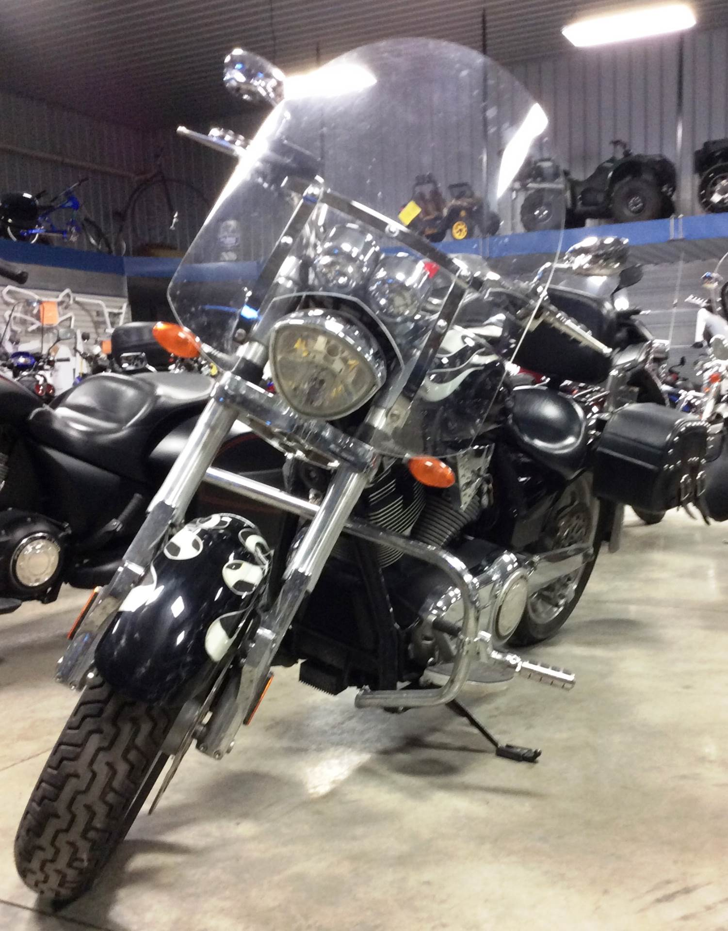 Used 2008 Victory Kingpin Tour Motorcycles In Ottumwa Ia Stock Custom Wiring Harness Iowa