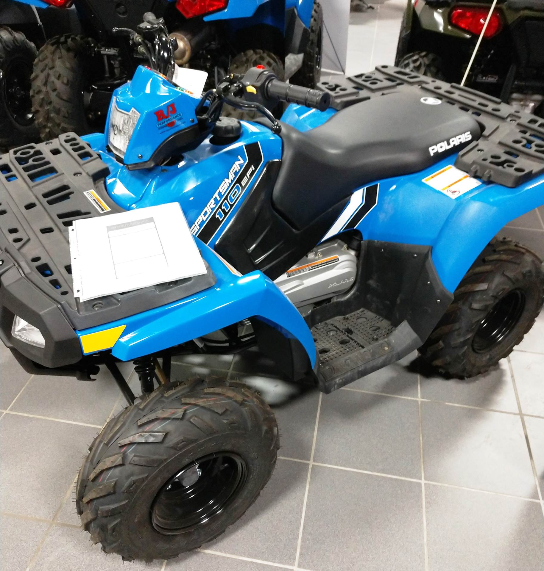 2019 Polaris Sportsman 110 EFI in Ottumwa, Iowa - Photo 2