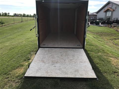 2018 H&H 7X14 TANDEM FLAT TOP VNOSE in Ottumwa, Iowa