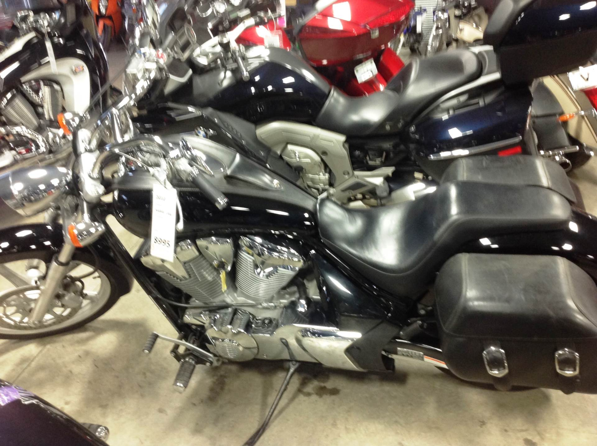 2010 Honda SABER 1300 in Ottumwa, Iowa - Photo 16