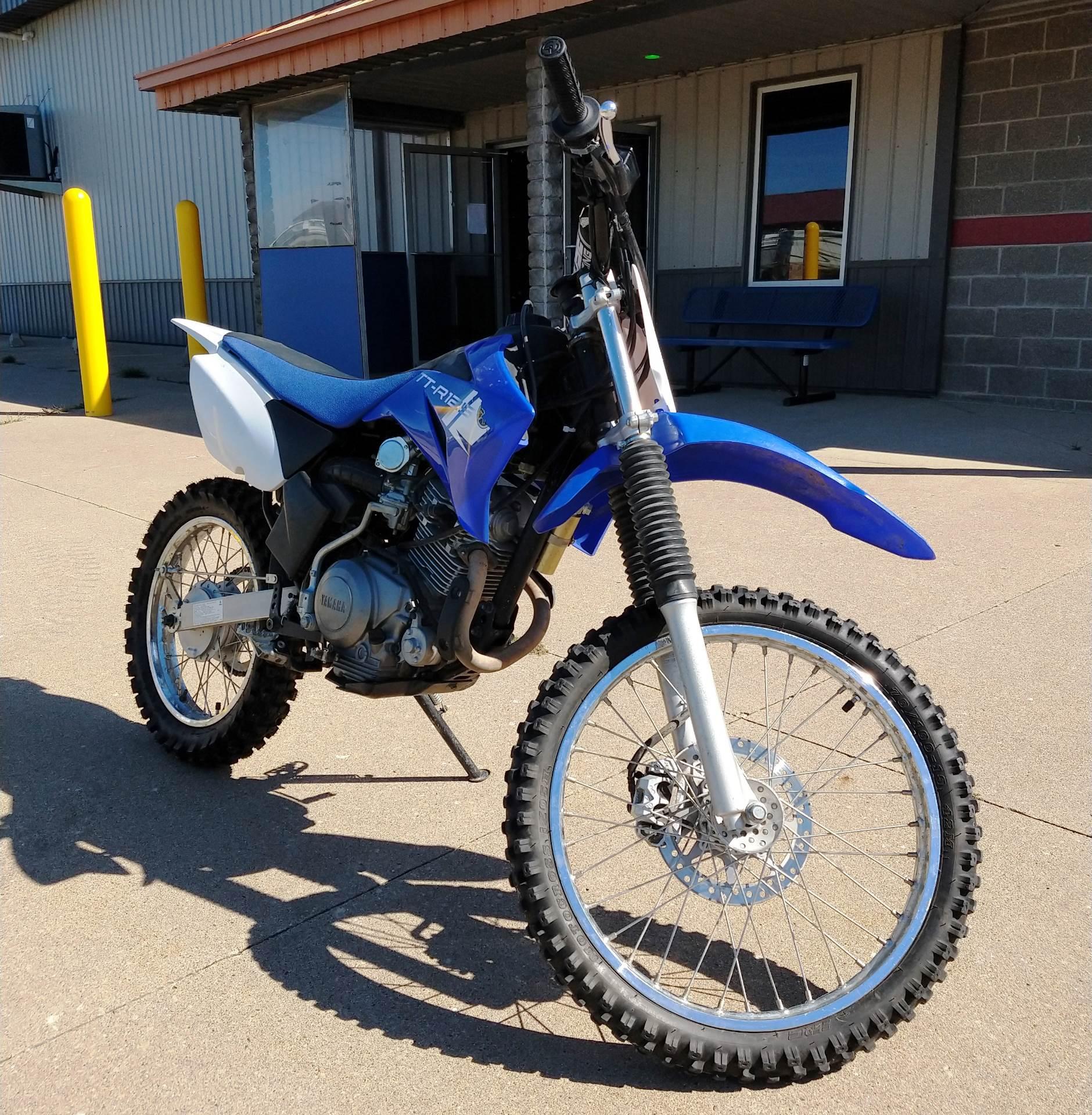 2013 Yamaha TT-R125LE for sale 178555