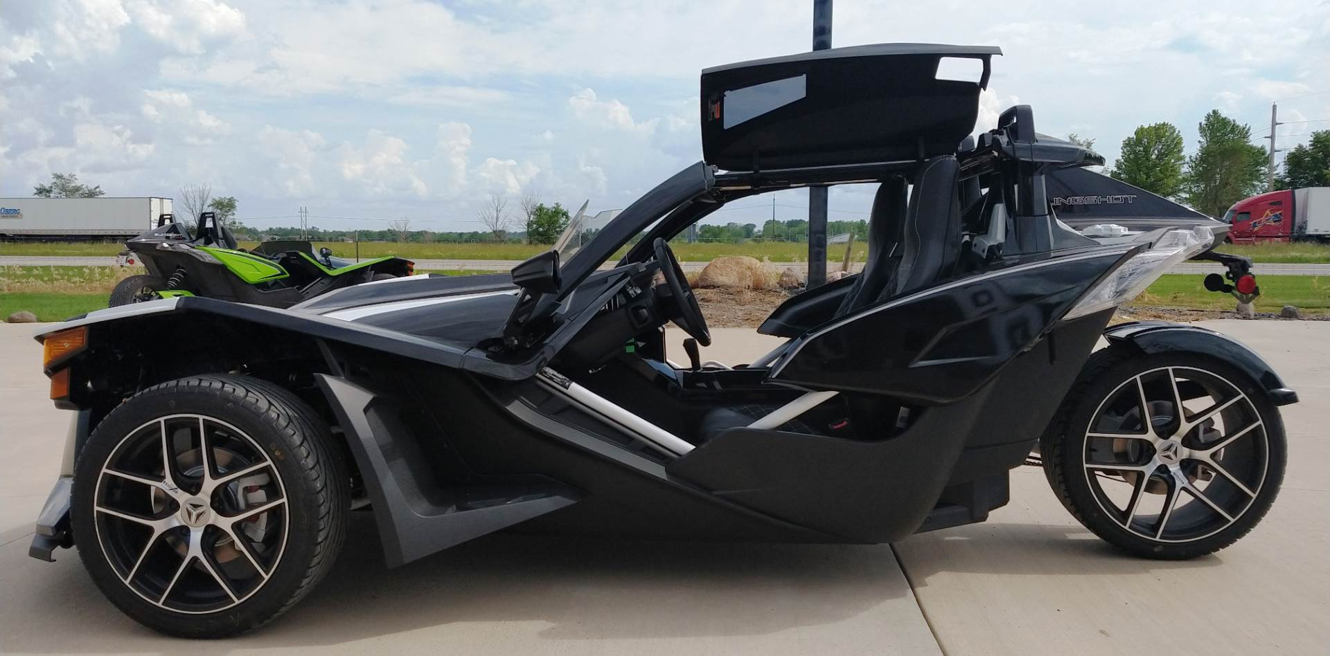 2019 Slingshot Slingshot Grand Touring in Ottumwa, Iowa - Photo 7