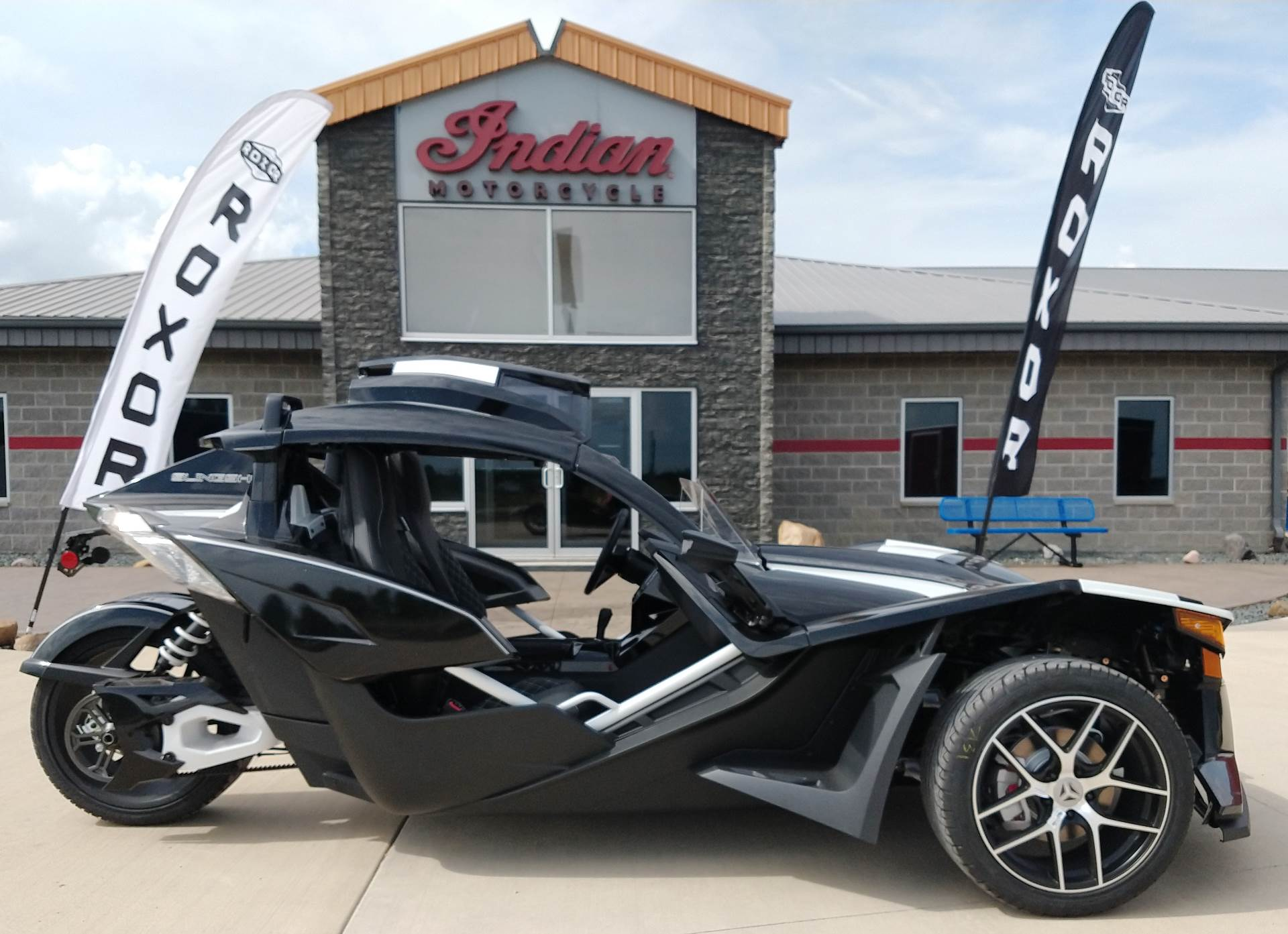 2019 Slingshot Slingshot Grand Touring in Ottumwa, Iowa - Photo 10