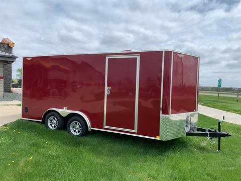 2019 H&H 8 X 16 CARGO in Ottumwa, Iowa - Photo 1