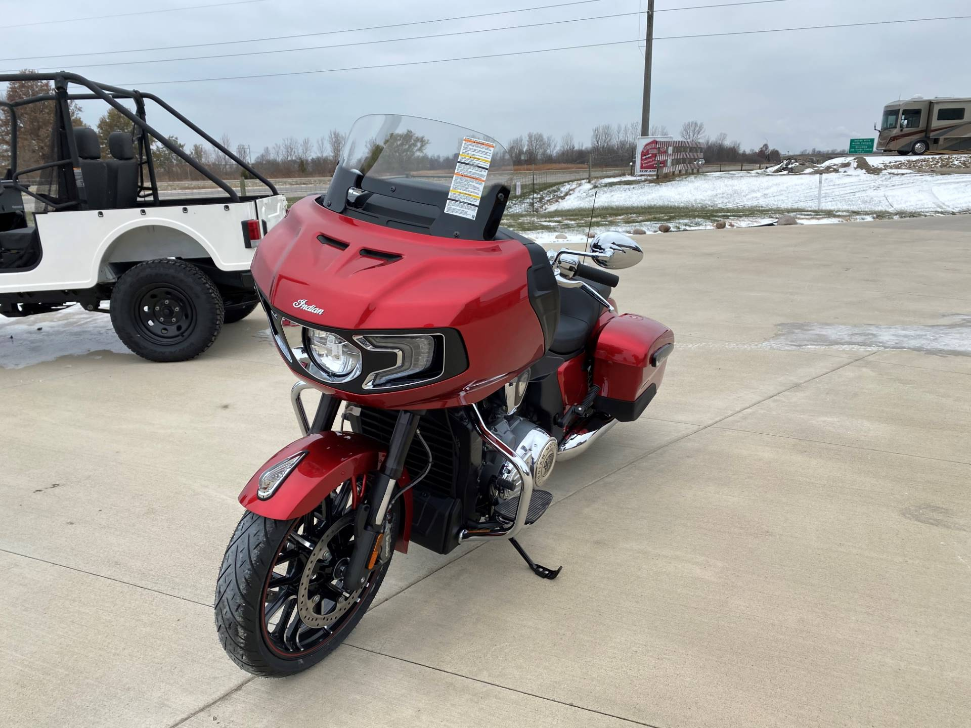 2020 Indian Challenger® Limited in Ottumwa, Iowa - Photo 11