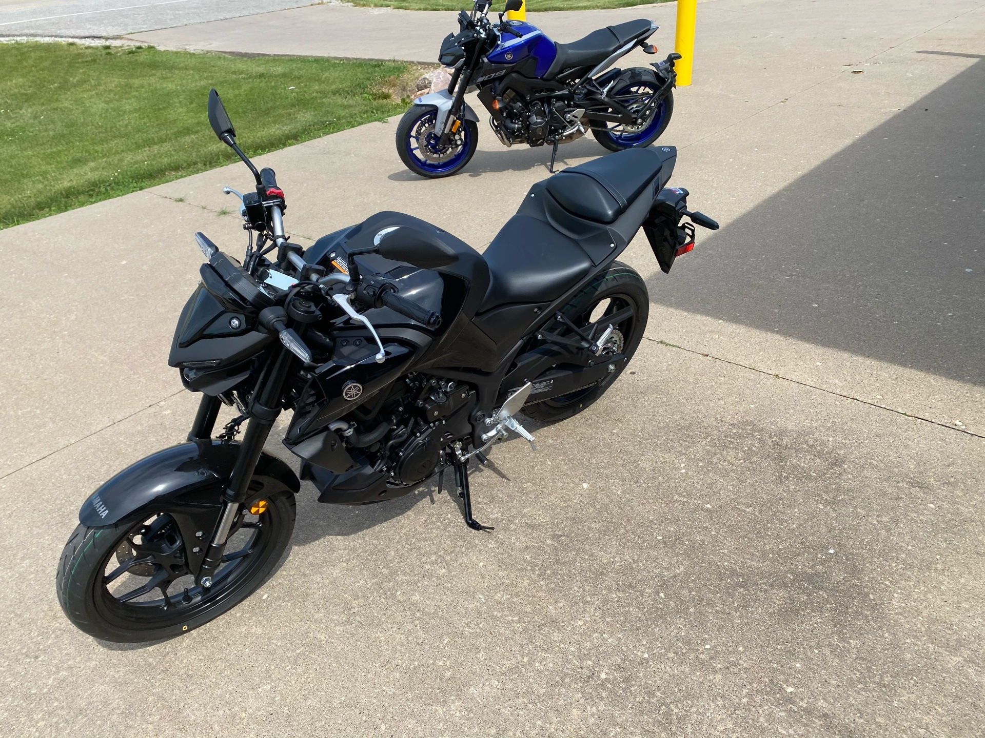 2020 Yamaha MT-03 in Ottumwa, Iowa - Photo 4