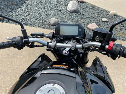 2020 Yamaha MT-03 in Ottumwa, Iowa - Photo 8