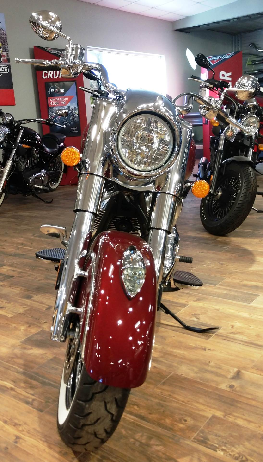 2018 Indian Chief® Classic ABS in Ottumwa, Iowa