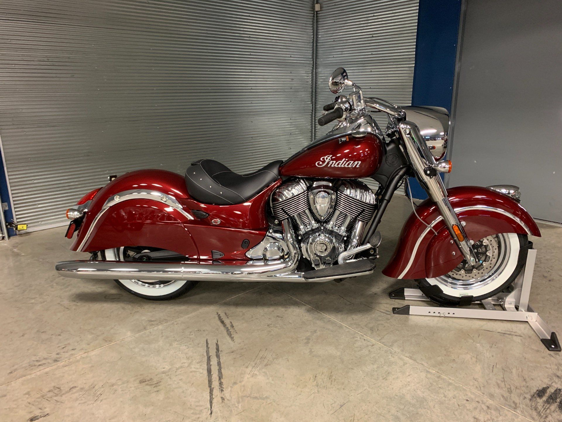 2018 Indian Chief® Classic ABS in Ottumwa, Iowa - Photo 1
