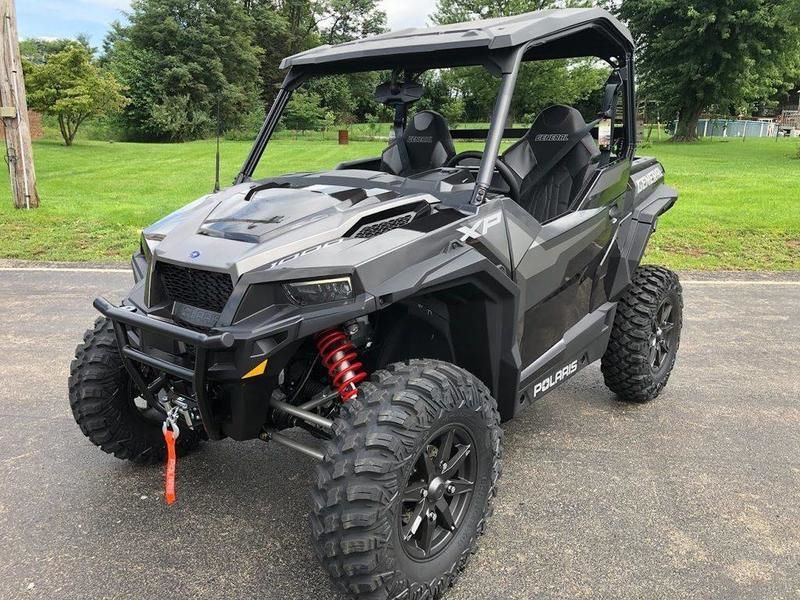 2021 Polaris General XP 1000 Deluxe in Ottumwa, Iowa