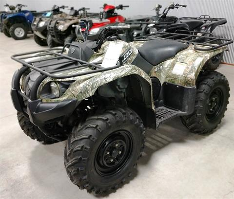 2008 Yamaha Grizzly 450 Auto. 4x4 in Ottumwa, Iowa