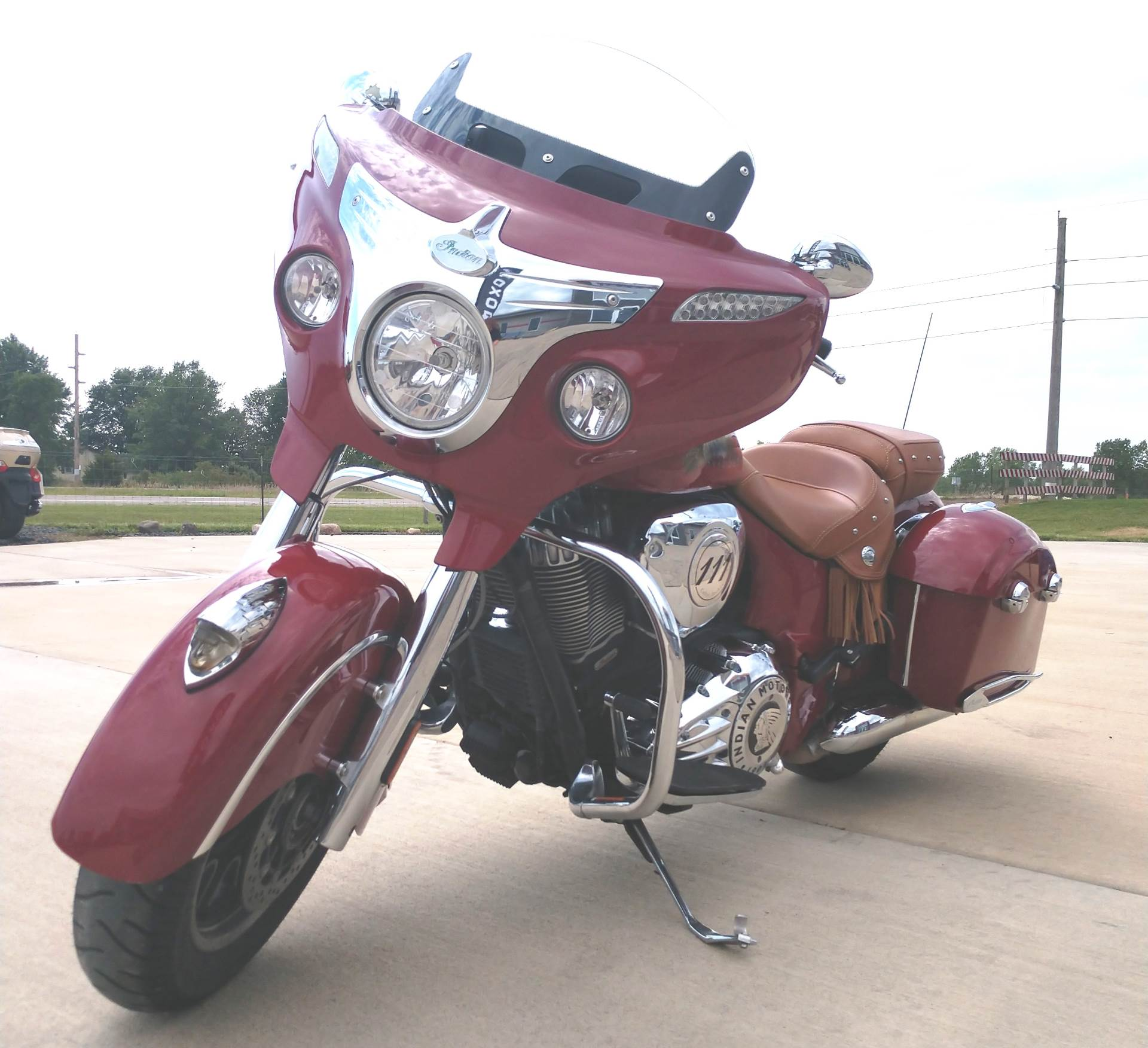 2014 Indian Chieftain™ in Ottumwa, Iowa - Photo 4