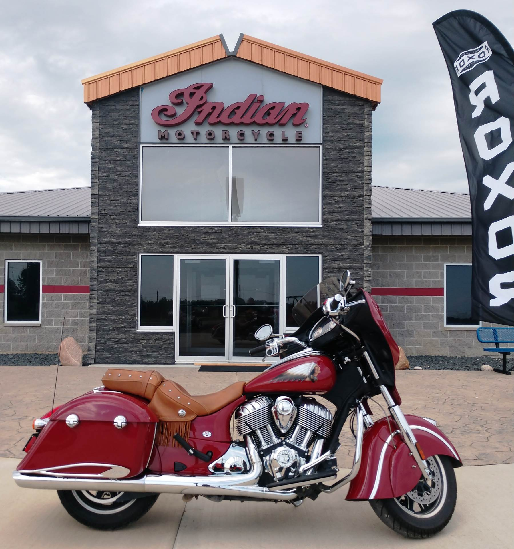 2014 Indian Chieftain™ in Ottumwa, Iowa - Photo 1