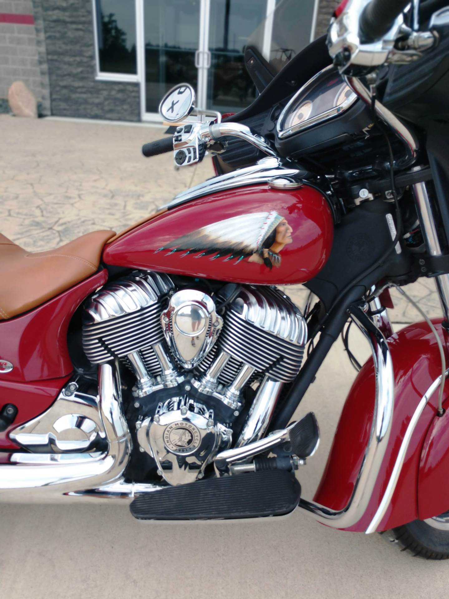 2014 Indian Chieftain™ in Ottumwa, Iowa - Photo 7